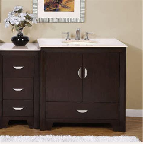 modern single bathroom vanity custom options