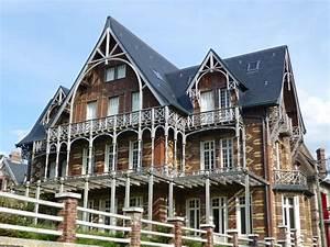 Les Petites Dalles : villa anglo normande les petites dalles seine maritime ~ Melissatoandfro.com Idées de Décoration