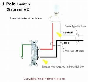 Wiring Light Switch Diagram Uk Wiring Diagram