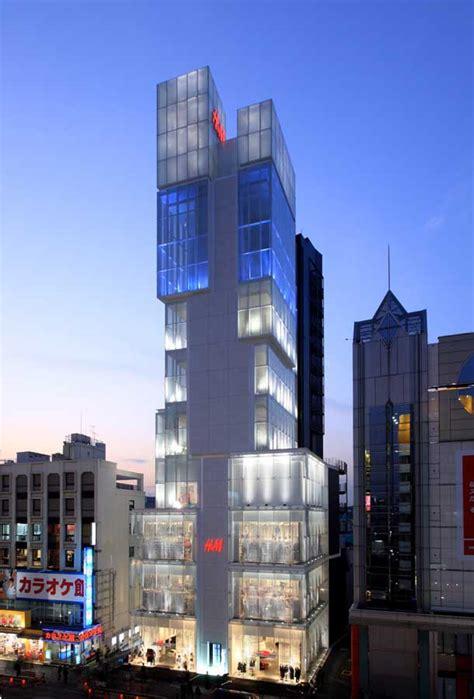 ice cubes tokyo store design shibuya  building