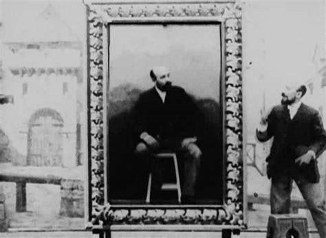 george melies dissolve le portrait mysterieux wikipedia