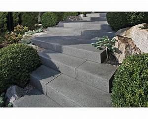 Granit Treppenstufen Hornbach : granit blockstufe stahlgrau 50x35x15cm bei hornbach kaufen granit blockstufen blockstufen und ~ A.2002-acura-tl-radio.info Haus und Dekorationen