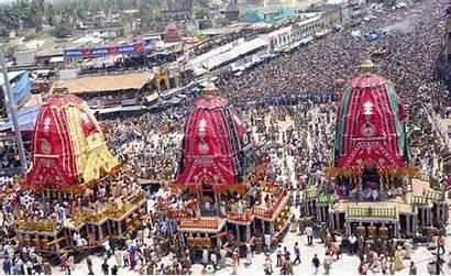Rath Yatra Puri Jagannath Festival Temple Jatra