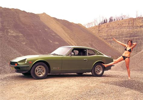 Datsun And Nissan by Photo Tribute To Nissan Fairlady Z Datsun 240z 260z And