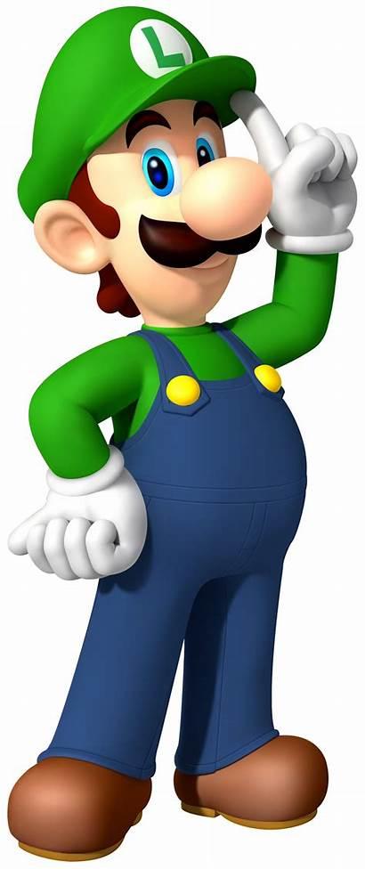 Luigi Mario Nintendo Bros Mushroom Fantendo Deviantart