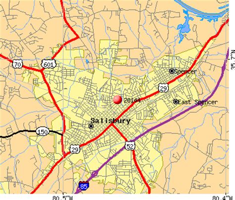 salisbury n c offender map 28144 zip code salisbury north carolina profile homes