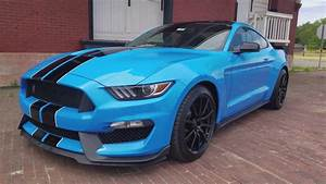 2017 Mustang Shelby Cobra GT350 - Free Oil Changes For Life - James Hodge Ford in Muskogee - YouTube