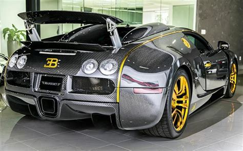 Here are some of the quarterback's most stunning vehicles. Mansory Linea Vincero Bugatti Veyron on duPont Registry - InsideHook