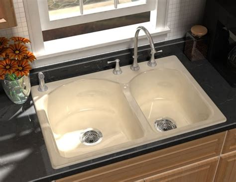 kitchen sink song song s 8240 tempo self bowl cast iron 2892