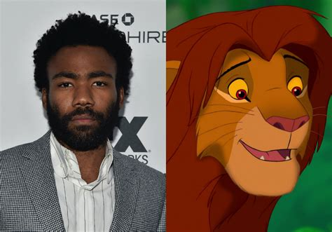 donald glover simba dan harmon says chevy chase told racist jokes to disrupt