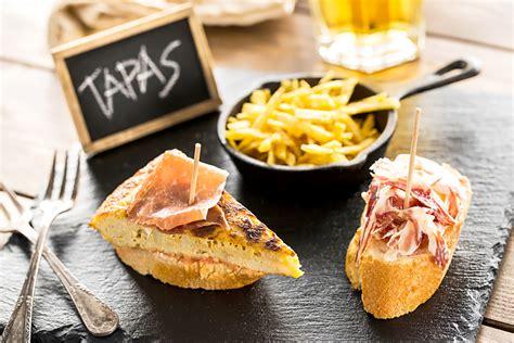 guide cuisine recettes tapas à l 39 espagnole une recette d 39 apéritif facile
