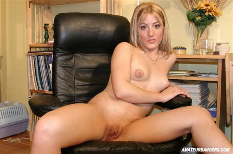 Amateur Secretary Gets Wild At The Office Page