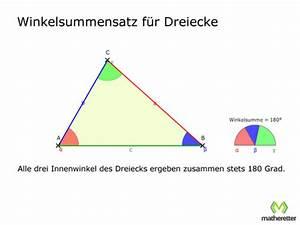 Innenwinkel Dreieck Berechnen : tri03 rechtwinklige dreiecke satz des pythagoras ~ Themetempest.com Abrechnung