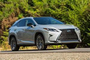 2016 Lexus Rx First Drive Review