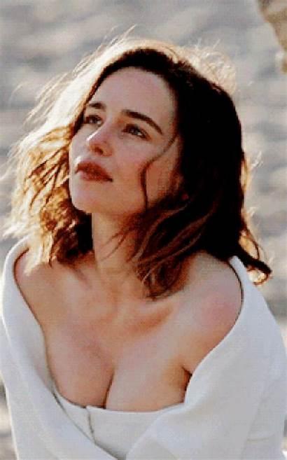 Emilia Clarke Gifs Maxim Emelia Nude Open