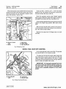 John Deere 4430  U0026 4630 Tractors Tm1172 Pdf Manual