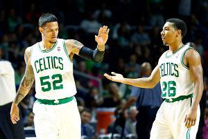 Welcome back to the main roster, Chris Babb | CelticsLife ...