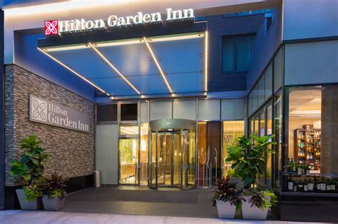 Hilton Garden Inn Central Park, New York, Ny