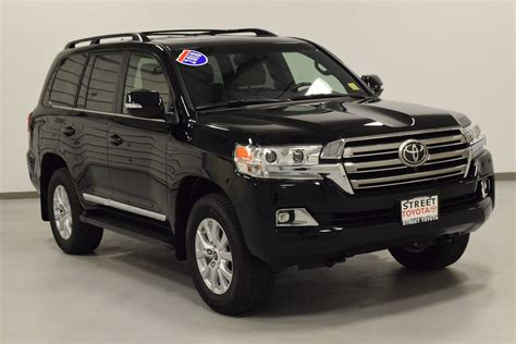 New 2018 Toyota Land Cruiser For Sale In Amarillo, Tx #19112