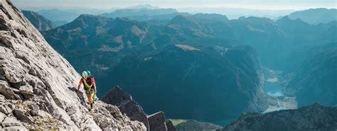 Klettern Am Watzmann Mit Bergführer