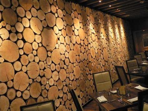 wood pieces piled wall google search bhutan spa