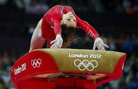 gimnasia artistica categoria femenina salto de potro
