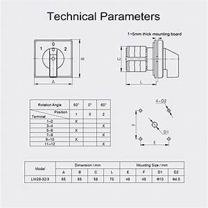 Changeover Wiring Diagram
