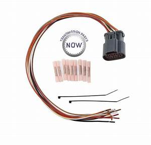 Details About Transmission Wire Harness Repair Kit