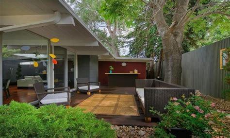 modern bungalow floor plans updating mid century modern homes modern house plan