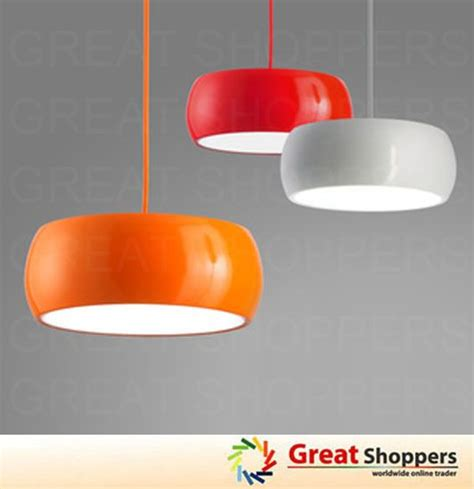 new modern color shade ceiling light pendant l fixture