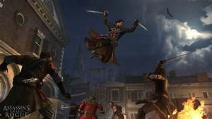 Assassin's Creed: Rogue PC review - Smooth Sailing