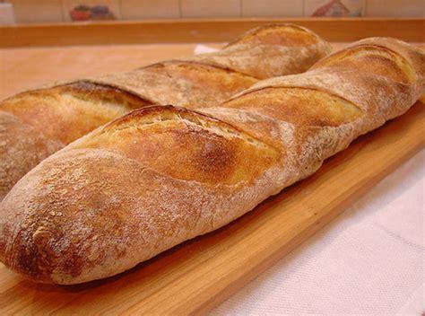 baguette cuisine bread bicycle gourmet
