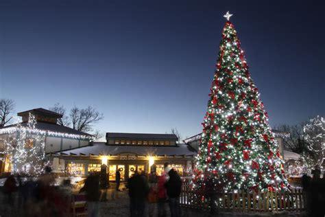 cincinnati zoo festival of lights 7 dazzling christmas light displays cincinnati holiday