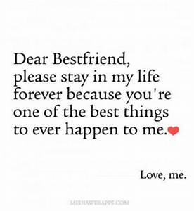 You Are My Bestie Quotes. QuotesGram