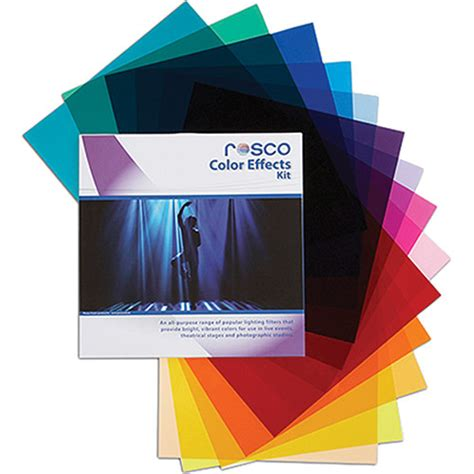 rosco color effects filter kit     bh