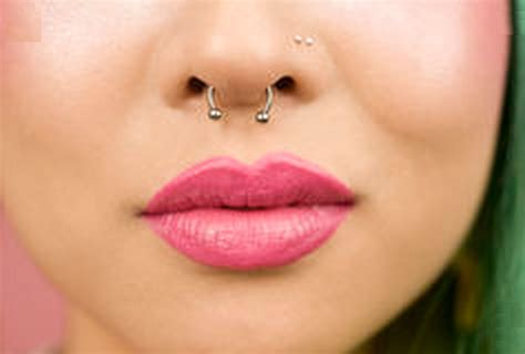 Face Lip Eyebrow And Nose Piercing In Stoke On Trent