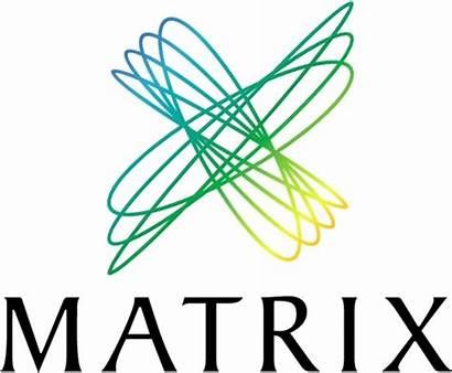Matrix Vector Graphic Svg