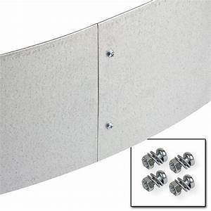 Rasenkante Metall Verzinkt : rasenkante metall rund 100x13 cm ~ Yasmunasinghe.com Haus und Dekorationen