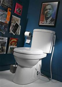peinture wc idees couleur pour des wc top deco deco wc With couleur de peinture pour toilette 0 deco wc jaune