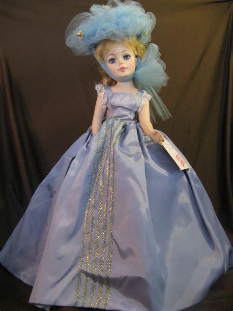 madame alexander  cornelia   portrait doll box dorothy albert vintage dolls