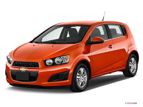2015 Chevrolet Sonic Prices, Reviews And Pictures Us