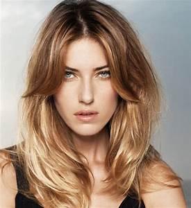 Carre Long Degrade : coupe de cheveux femme carre long degrade ~ Melissatoandfro.com Idées de Décoration