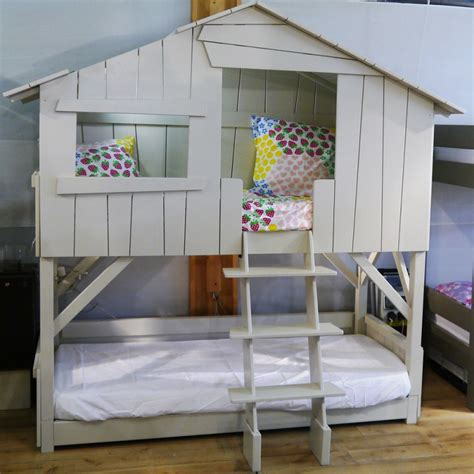 mathy  bols tree house single bed  bunk bed  wood