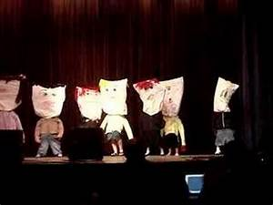 Pillow People 1st Place Performance at Teacher Talent Show