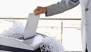 how do i recycle a paper shredder for free bizfluent With do it yourself document shredding