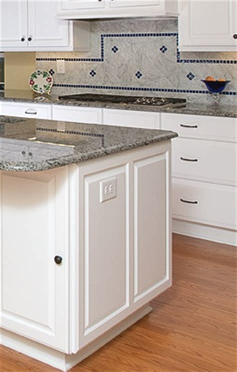 kitchen island outlets which outlet would you prefer in a kitchen island