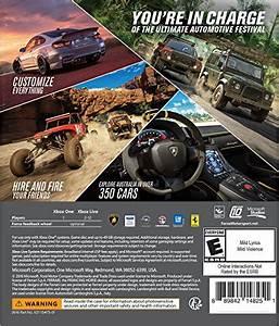 Forza Horizon Xbox One : forza horizon 3 xbox one import it all ~ Medecine-chirurgie-esthetiques.com Avis de Voitures
