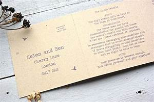 recycled wildflower tri folded wedding invitation by paper With cheap wedding invitations recycled paper