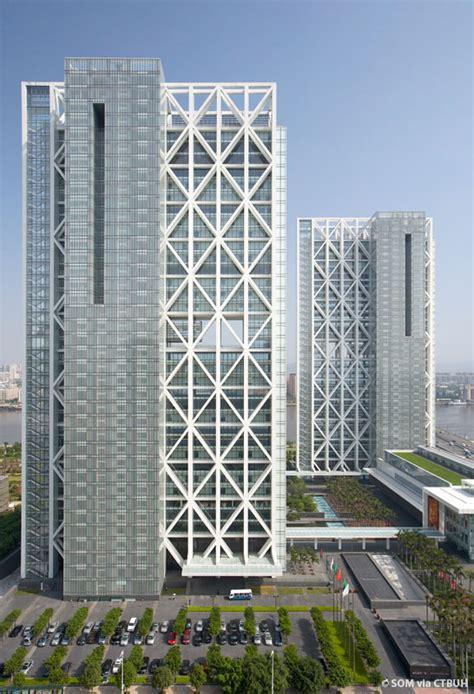 poly real estate headquarters tower   skyscraper center
