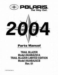 Polaris Trailblazer 250 Parts Diagram